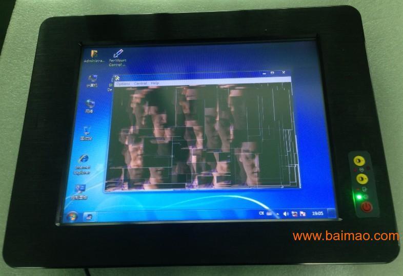 工控厂家研扬科技工控一体式触控平板电脑助推工业生产自动化发展