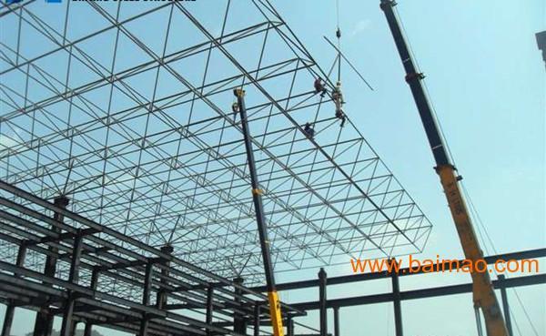 厦门钢结构球形网架
