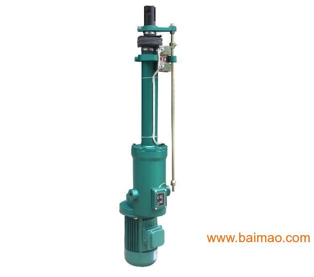 电液推杆价格 dytz型整体直式电液推杆 电液推杆 xdg电动液压推杆 dyt图片