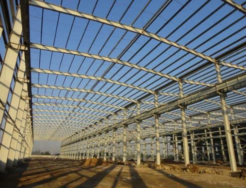 厦门钢结构厂房加工