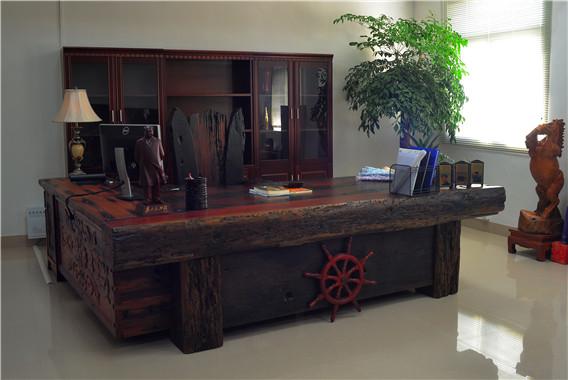 古船木办公桌
