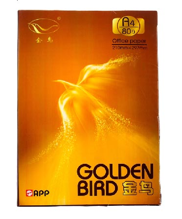 金鸟A5复印纸,70G