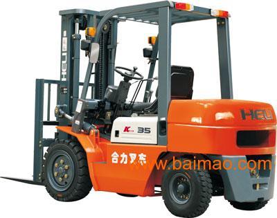 K系列2-3.5吨内燃平衡重式叉车