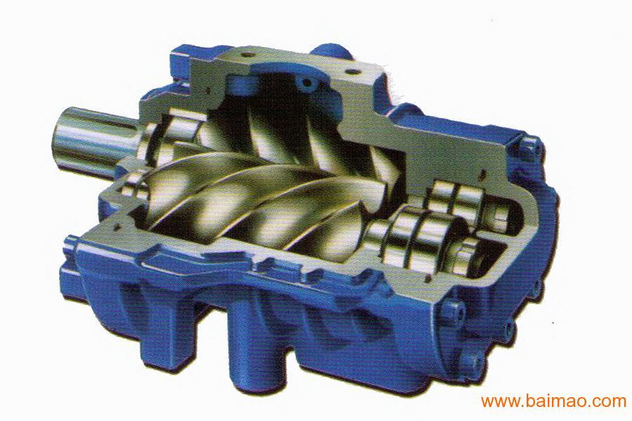 提供螺杆式空压机 欧洲主机 高效节能图片