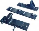 P60III型弹条提速道岔垫板