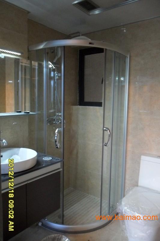淋浴房玻璃加工制作