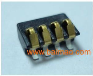 4P电池座 PY1003
