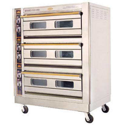 三层九盘电热烘炉