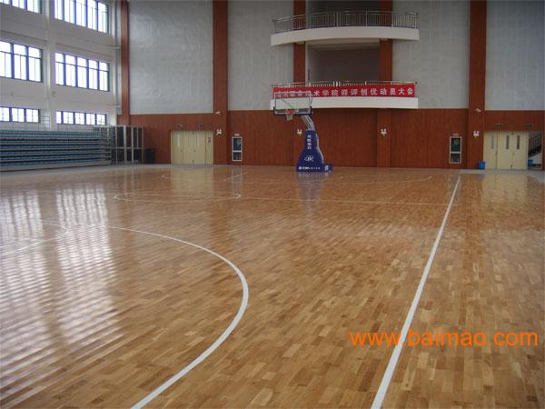 室内篮球场木地板,实木运动木地板,单龙骨运动木地板,室内篮球