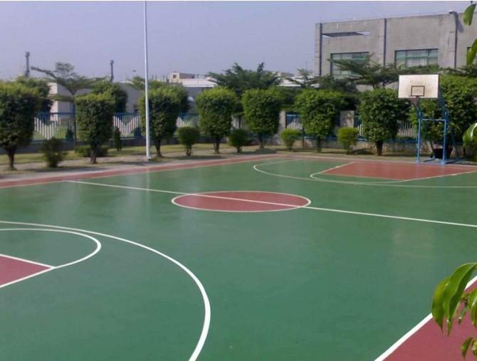 丙烯酸(亚克力)球场涂装——地坪漆工程