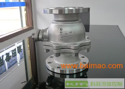 Q41F二片式分体式侧装不锈钢球阀/不锈钢阀门