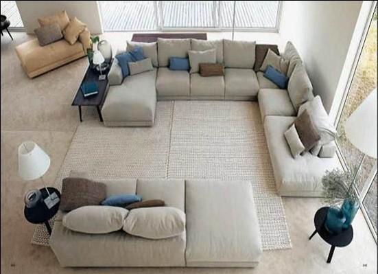 客廳家具推薦——布藝沙發