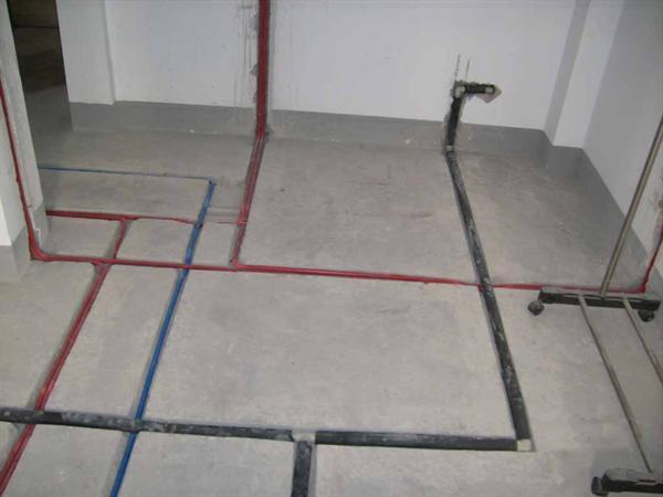 家装布线施工
