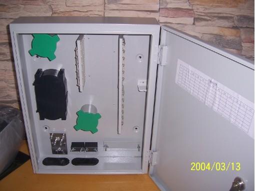 2芯光分路箱,24芯光缆配线箱,光纤盒,光缆分线,72芯光分路