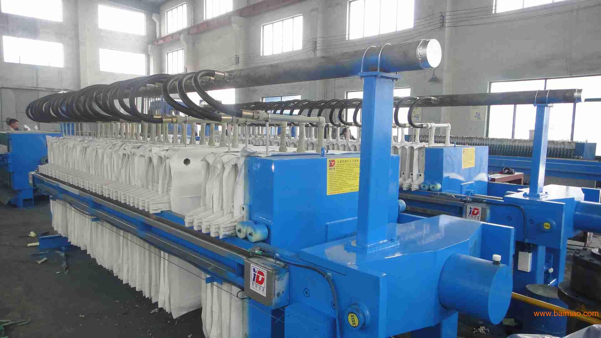 分离器污泥污水处理压滤机制造商