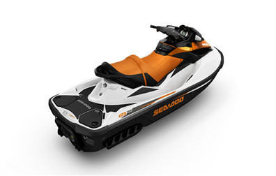 庞巴迪西度摩托艇
