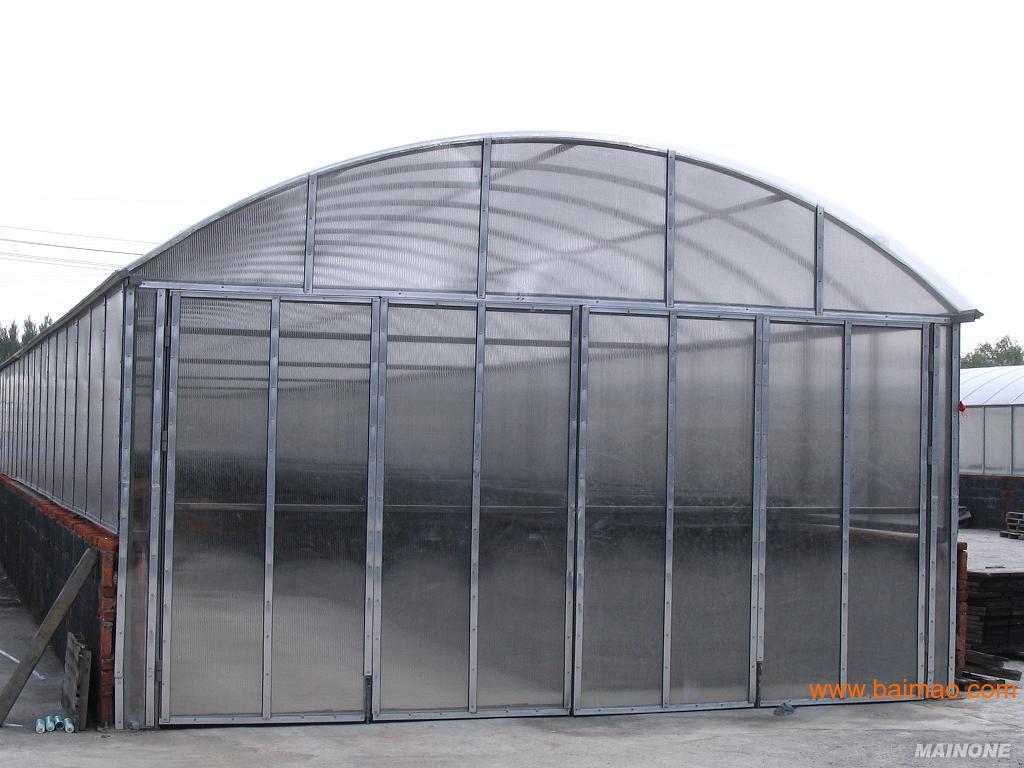 建造温室大棚为啥要选用PC阳光板覆盖才更靠谱咧?