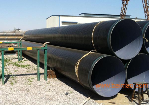 亳州天然气管道螺旋钢管供应商