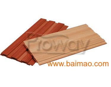 装饰墙板天花板户外地板等材料,昆明昆塑科技销售木塑复合材料装