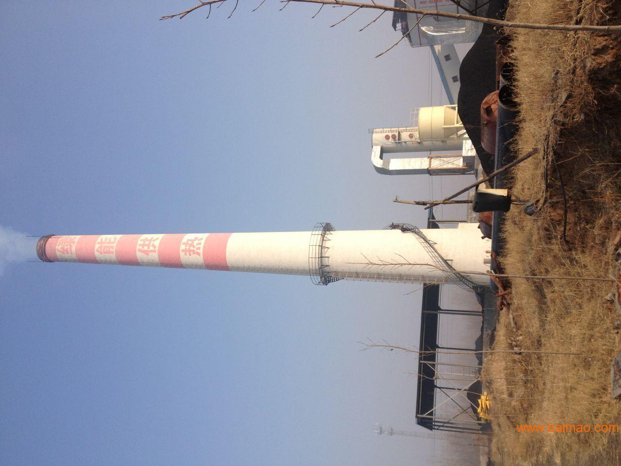 专业的烟囱安装环保监测爬梯平台推荐_河北烟