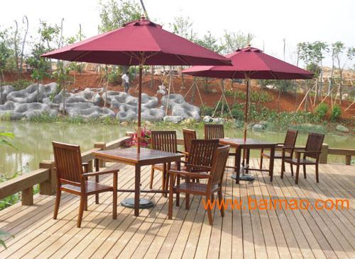 南宁户外休闲桌椅,木桌椅图片