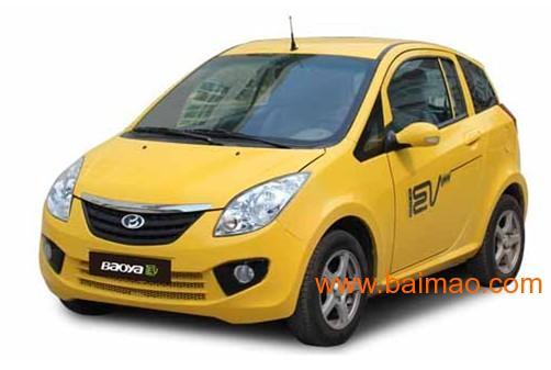 2013最新产品以上市宝雅雅琪电动汽车直销价