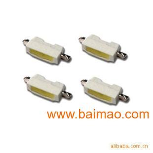 厂家直销高品质低光衰335白光贴片LED灯珠生产厂家高清图片