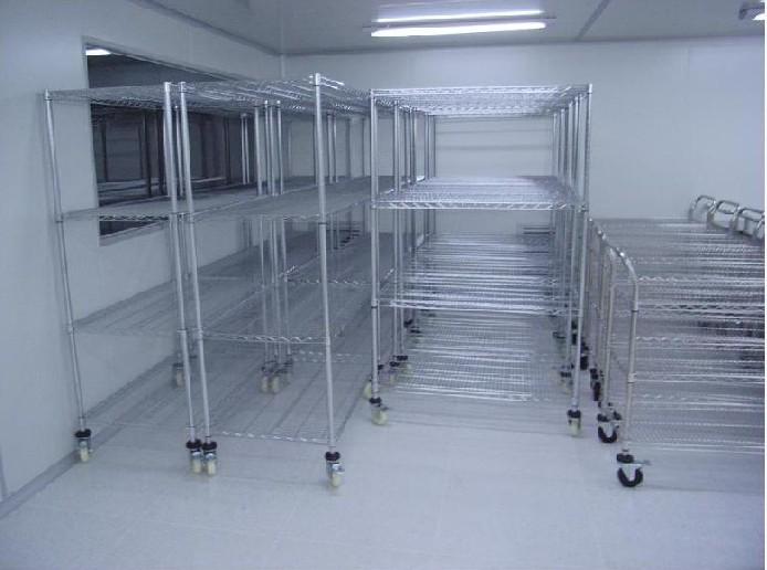 物料架设备生产