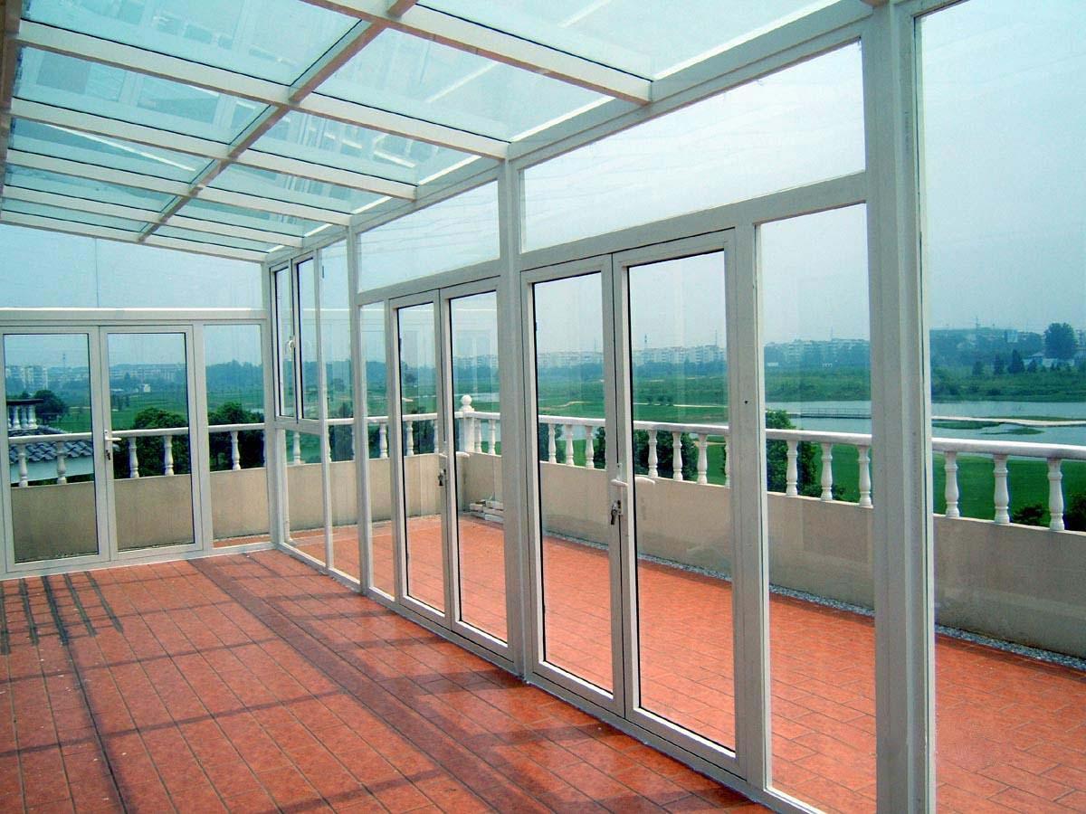 厦门玻璃阳光房系列