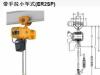 日本鬼头电动葫芦-双速-挂钩式电动葫芦