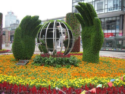 园艺造型;山东园艺造型;潍坊园艺造型;青州园艺造型图片