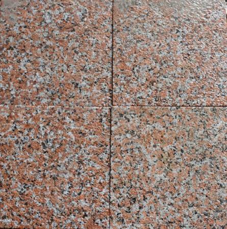花岗岩路边石道路园林别墅步行街广场家庭路丹霞别墅图片