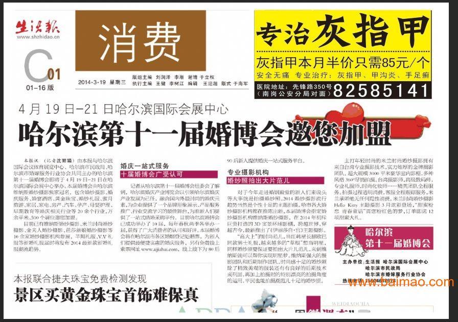 上海招聘报精英人才招聘专刊图片