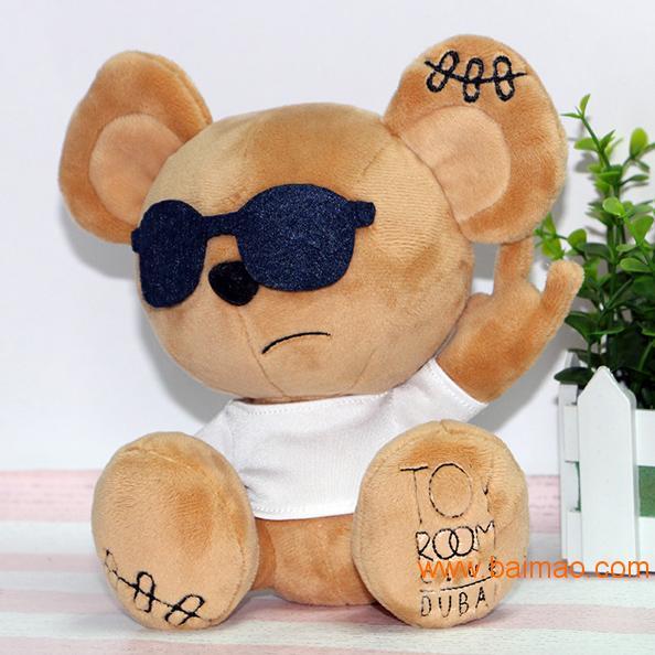 定制毛绒玩具医生玩偶熊公仔动漫维尼小熊来卡通你在哪表情图图片