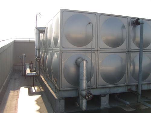 组合型不锈钢水箱