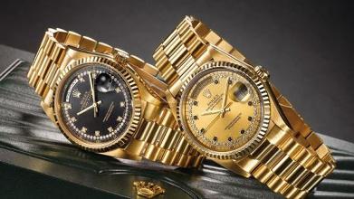 台州二手劳力士手表回收
