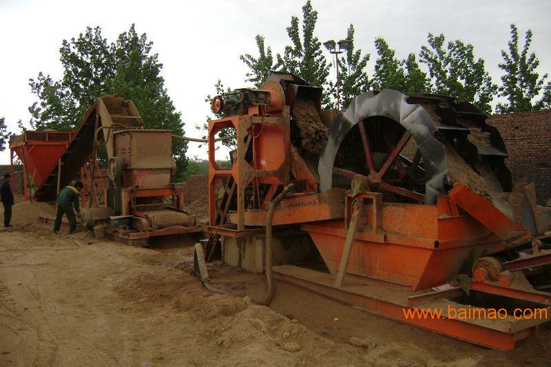 【四海八荒都来找—宏伟】洗砂机设备//洗砂机供应**割草船供应