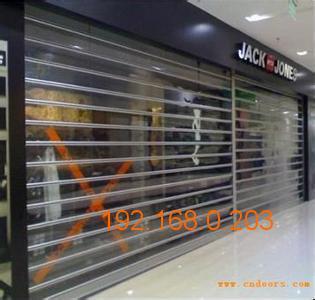 天津水晶卷帘门开发区安装卷帘门天津维修卷帘门电机