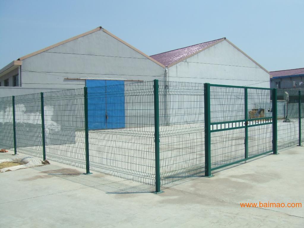 清远工厂围墙网价格比较广州护栏网定做河源厂房围栏网