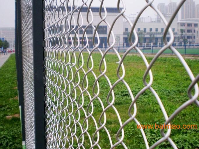梅州勾花网铁丝网湛江球场勾花网定做河源体育场围栏网