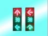 新疆交通信號燈廠家_LED交通紅綠燈_移動交通燈