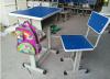 单双人升降课桌椅厂家儿童课桌椅批发 学习桌椅报价