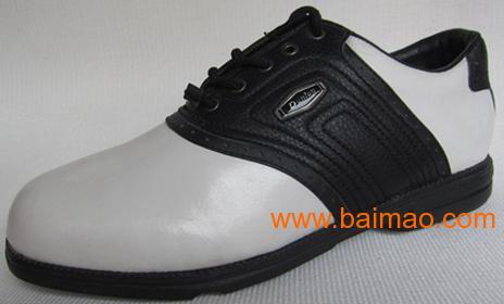 2011款高尔夫鞋 外贸原单 男士真皮高尔夫球鞋