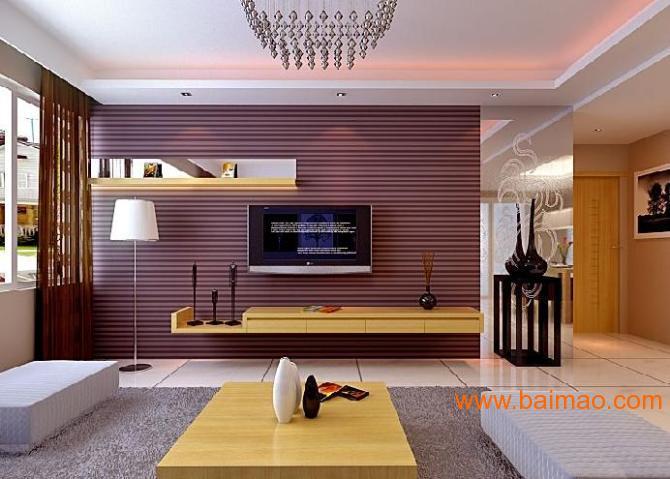 卖家 建筑与房地产 墙体材料 其他墙体材料 >客厅生态木吊顶效果图