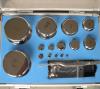 天津1g-2kg不銹鋼砝碼_E2級無磁不銹鋼砝碼