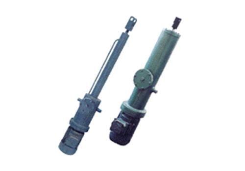 微型电液推杆图片