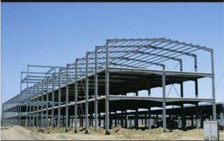 钢结构加工服务
