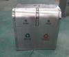 北京環衛鐵皮垃圾桶批發,北京專業定制各種垃圾桶