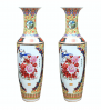 陶瓷花瓶 青花瓷花瓶 顏色釉花瓶 粉彩瓷花瓶