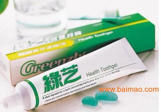 【精品推荐】去除口腔异味 天然百分百 灵芝牙膏 可食用
